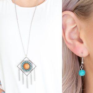 ❤️Sandstone Solstice Necklace Set